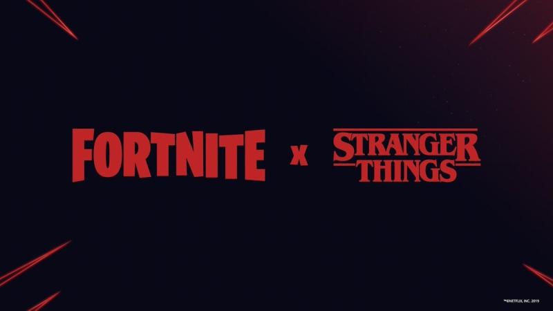 Portais de Stranger Things aparecem em Fortnite